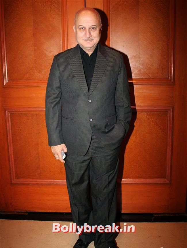 Anupam Kher, Vashu Bhagnani's Puja Films 25 Film Completion Party