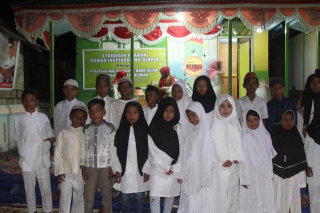 TBM Rumah Inspirasi Dzikir Bersama Peringati Tahun Baru Islam dan 4 Tahun Berkarya