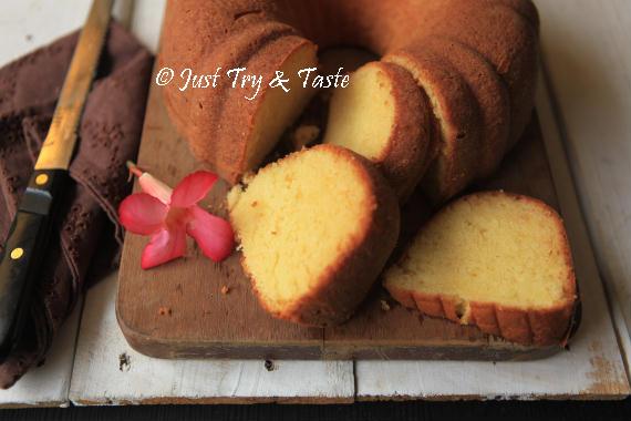 resep cake tape spesial keju