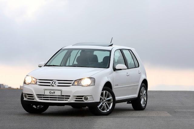 Volkswagen Golf x Chevrolet Astra 2010