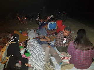 Laporan Dari Netizen Pasca Gempa Lombok Terkini
