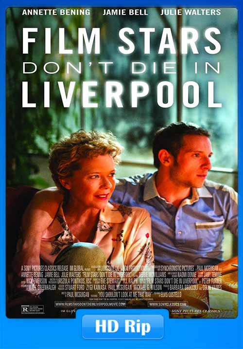 Film Stars Dont Die in Liverpool 2017 WEB-DL 720p | 300MB 480p | 100MB HEVC Poster