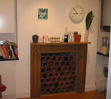 What to do with your fireplace in the summer inkwell press - Non working fireplace decor ...