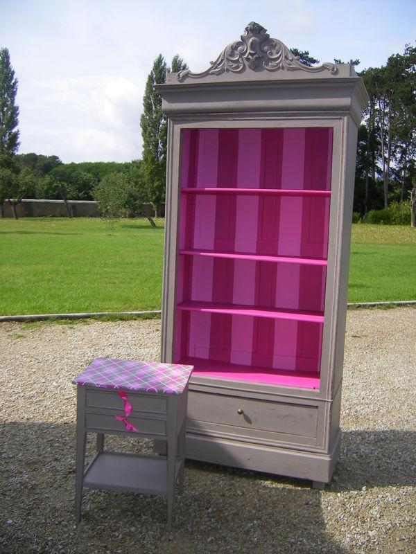 Boiserie c mobili ri dipinti 30 idee stupende dal mondo dei blog - La viola mobili ...