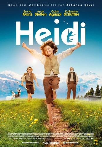 Heidi (2015) [BRrip 720p] [Latino] [Drama]