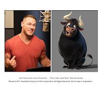 Ferdinand Movie Image John Cena