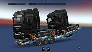 More Trucks Transporter 2.0