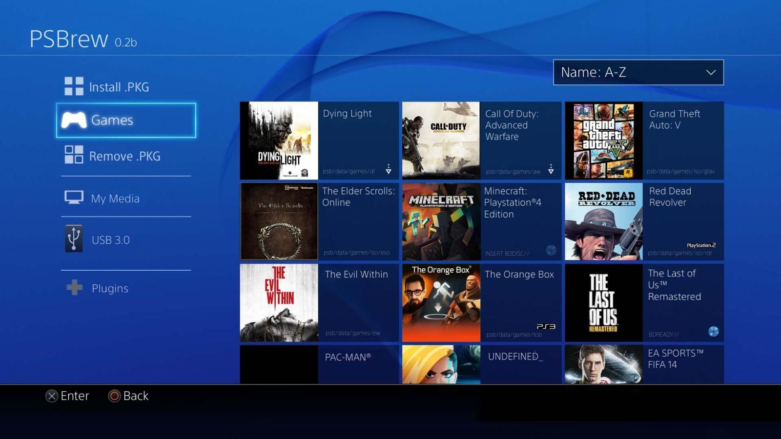 Consoles Underground - Jailbreak - CFW - OFW: PS4 Jailbreak