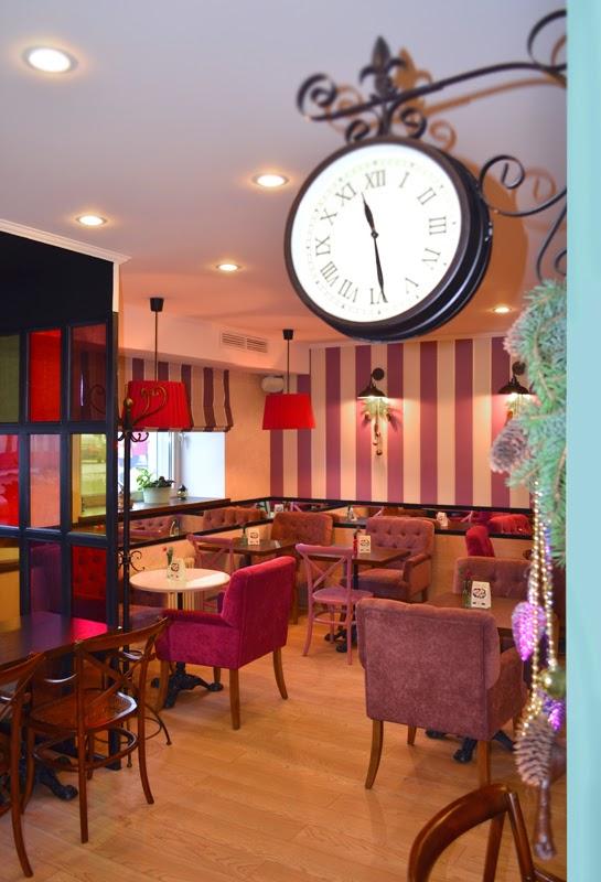 Дизайн французской кафе-кондитерской Екатеринбург DULISOV Дулисов кофейня DESIGN CAFE French_patisserie-cafe_Melange INTERIOR интерьер проект ресторан зал кафе HoReCa