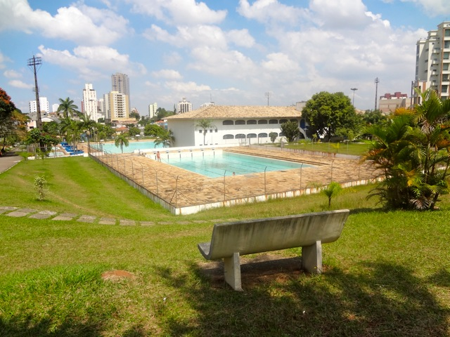 Parque Balneário no CERET