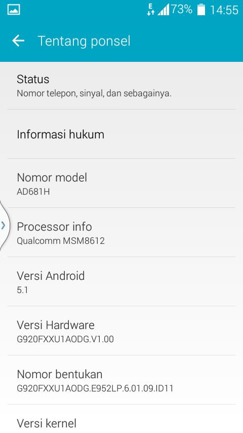 Cusrom Andromax G2 Dual Gsm : cusrom, andromax, MAXXWIZ, Andromax, A.K.A, AD681H, Robot, Unbrick