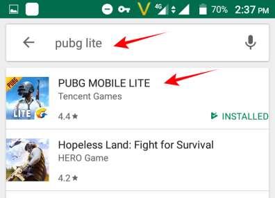 1GB RAM वाले mobile में Pubg mobile game कैसे खेले