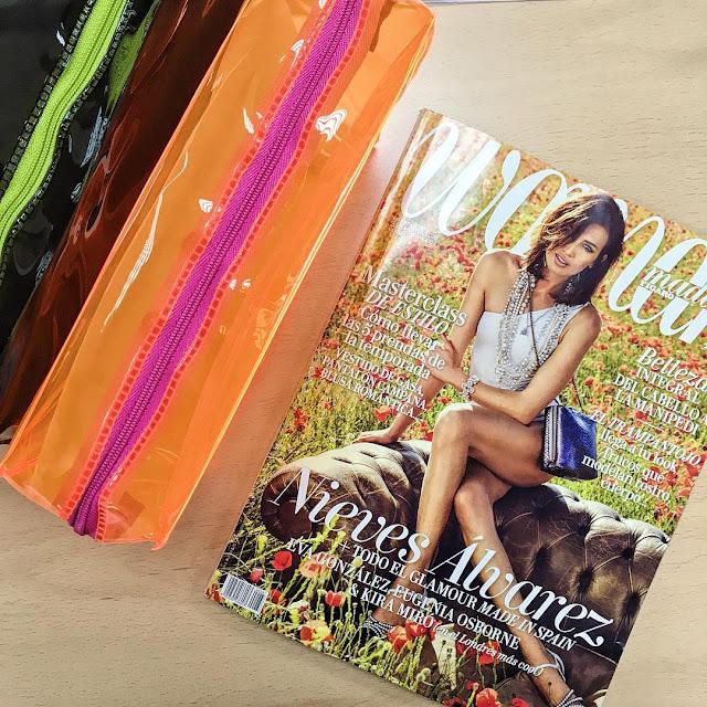 Regalos revistas agosto 2016: Woman