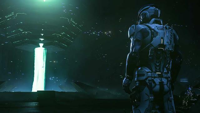 El multijugador de Mass Effect Andromeda esconde enlaces a la campaña principal