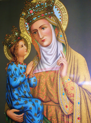 ST. ANNE Holy Mother of Mary
