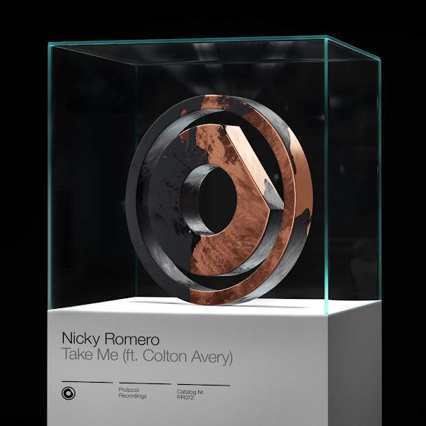 Nicky Romero - Take Me (feat. Colton Avery) - Single Cover