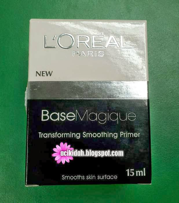 Beli L'oreal Paris Base Magique Transforming Smoothing Primer.