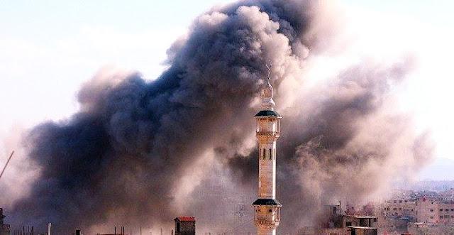 Astagfirullah, Masjid Dibom Saat Shalat Isya Berjamaah, 42 Orang Meninggal Dunia