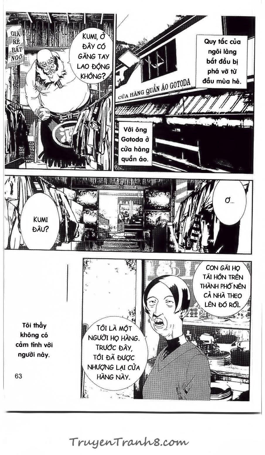 Shiki chapter 36 trang 14