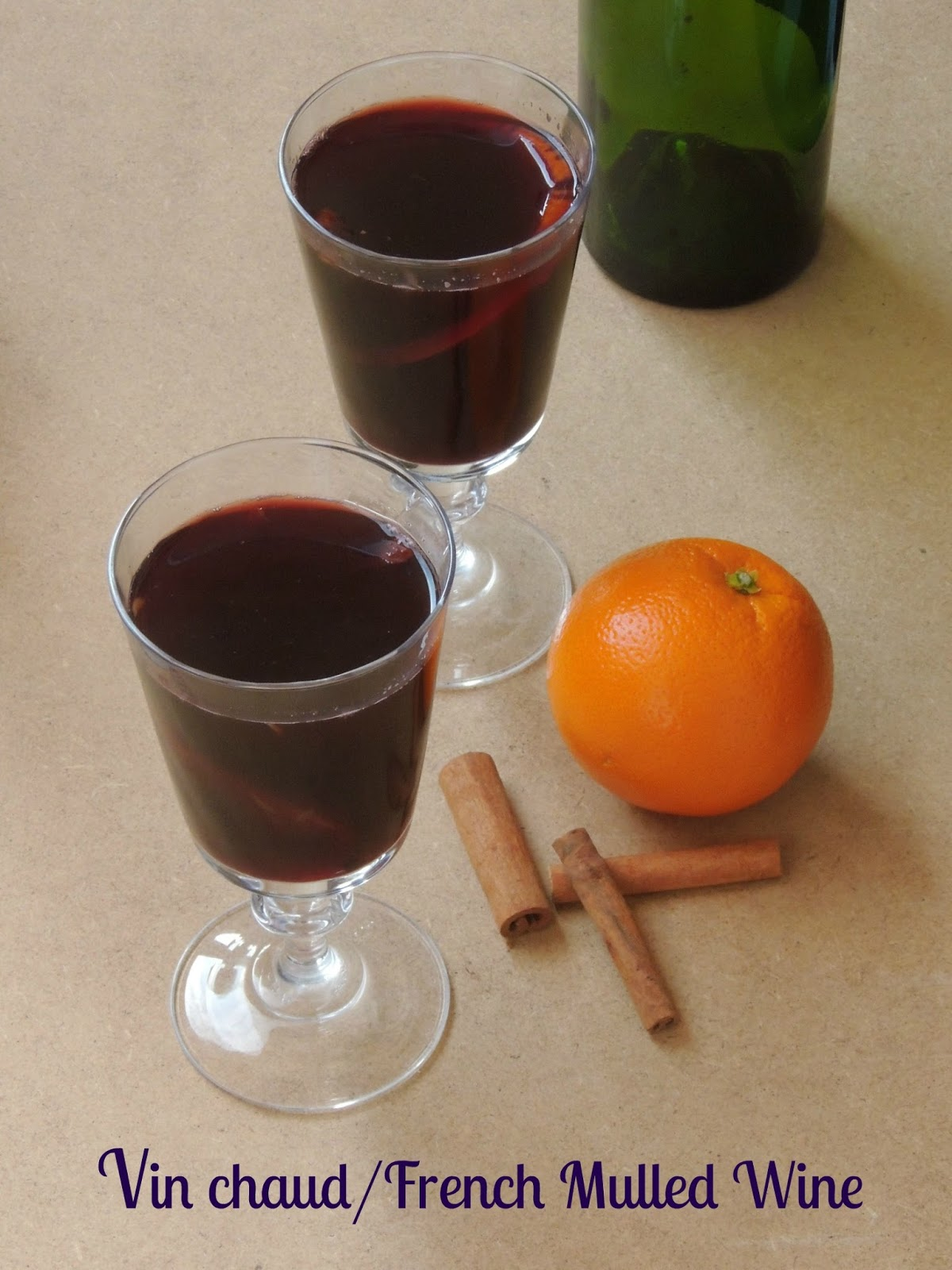 Priya's Versatile Recipes: Warmer Win/Vin Chaud - Hot ...