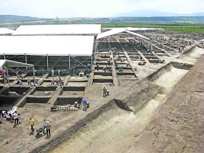 Ένας αρχαιολογικός πολιτισμός χάνεται