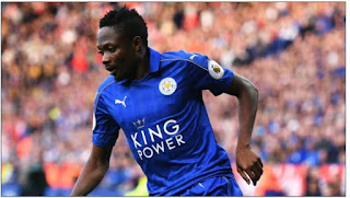 Ahmed Musa arrested