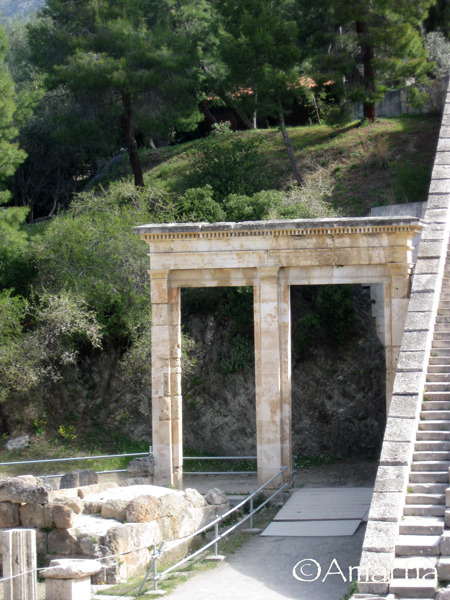 Epidaure Argolide Peloponnese Grèce