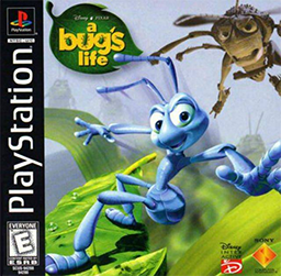 Disney Pixars A Bugs Life - PS1 - ISOs Download