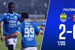 Video Gol Persib Bandung vs Mitra Kukar 2-0 Liga 1 Minggu 8/4/2018
