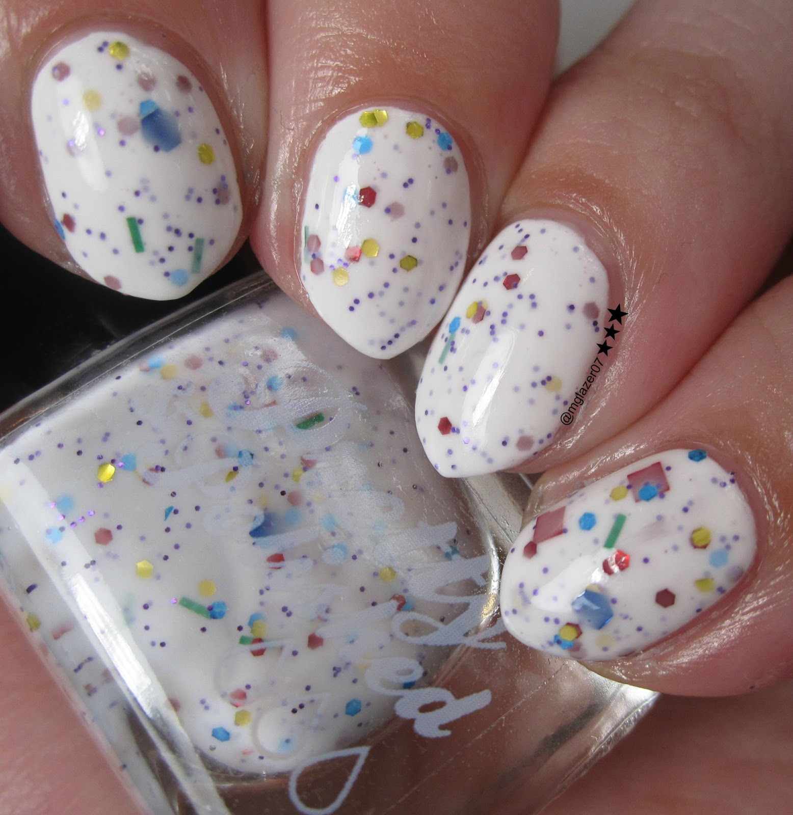 Mindfully Polished: Pretty & Polished Jawbreaker: Swatch and Review
