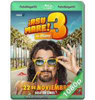 ¡ASU MARE! 3 (2018) WEB-DL 1080P HD MKV ESPAÑOL LATINO