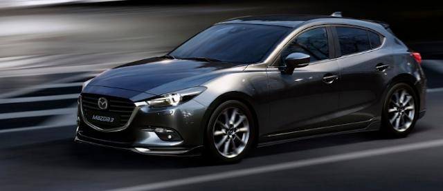 2017 Mazda 3 Performance