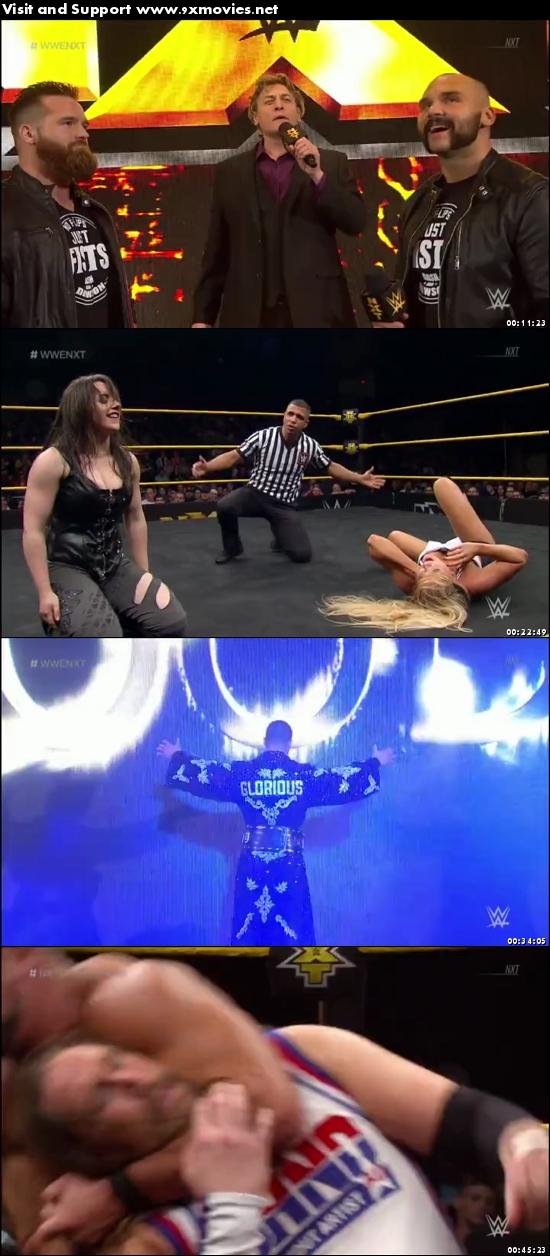WWE NXT 15 March 2017 WEBRip 480p