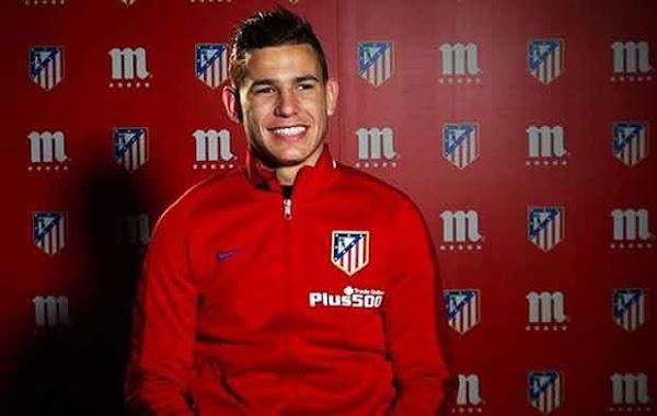 Lucas Hernandez, futbolista Atlético Madrid, detenido por violencia de genero