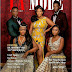 Miss Candycity(Personality) Nigeria,Ese Eriata, and other Former BBNaija Housemates cover LA mode Magazine May issue.