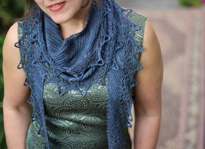 antipodes shawl