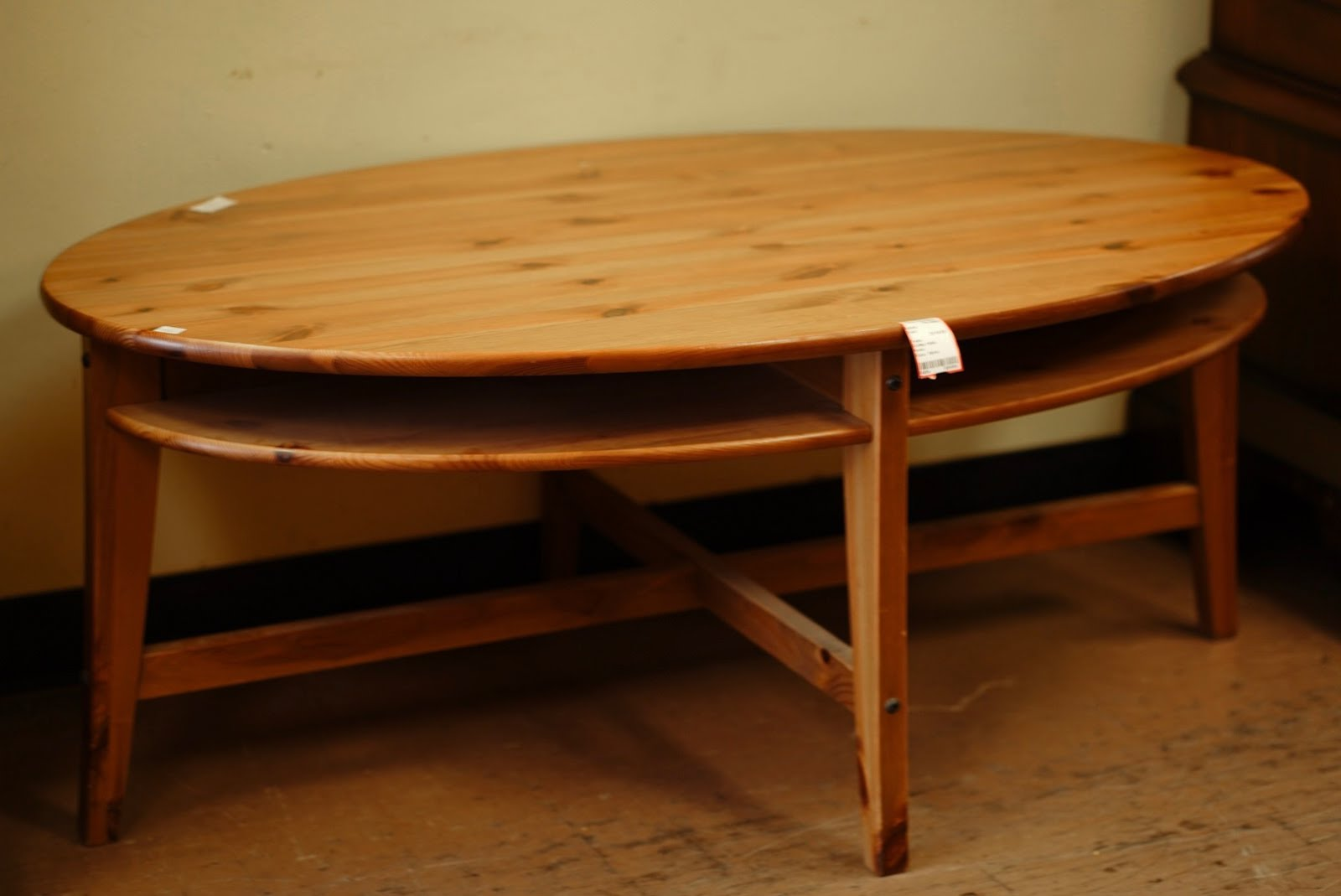 Uhuru Furniture Collectibles Sold 33234 Lindhult Knotty