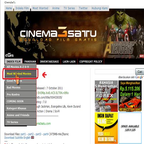 Rendy S Blog Cara Download Film Di Icinema3satu Com