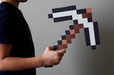 Minecraft printable toys