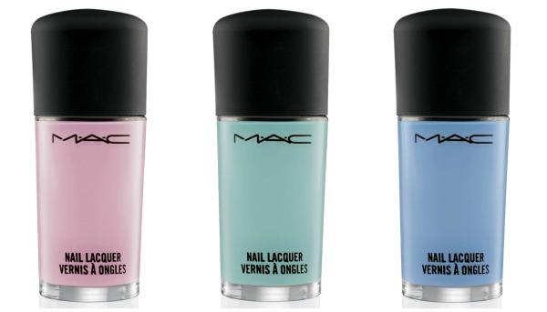 MAC Baking Beauties NAIL LACQUER