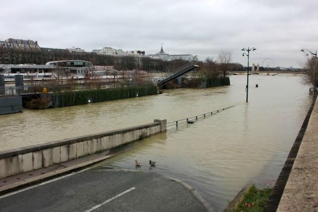 Crue Seine 2018 Paris inondations
