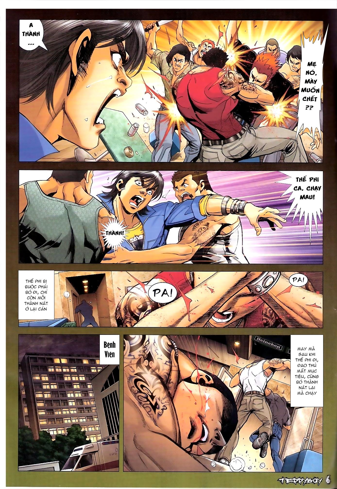 Người Trong Giang Hồ - Chapter 1313: Triệu Kế Bang - Pic 3