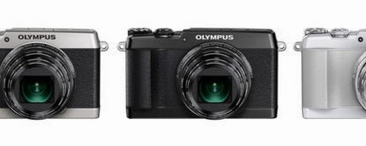Olympus STYLUS SH-1, official announcement