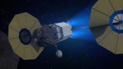 La minería espacial; billonarios y guerras del futuro