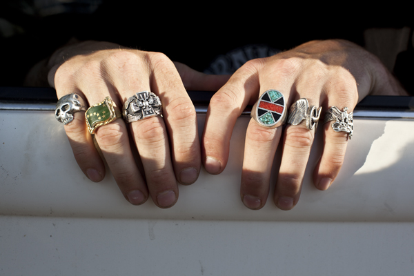 hipster engagement rings - photo #20