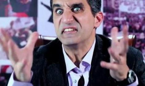 باسم يوسف يسخر من الرئيس اليوم السبت 27 2 2016 – تدوينات باسم يوسف في تويتر