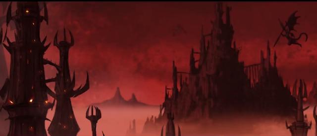 Elfos Oscuros Age of Sigmar