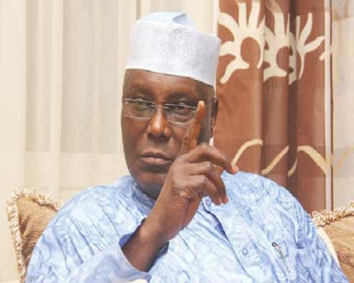 Let every part of Nigeria control its resources - Atiku