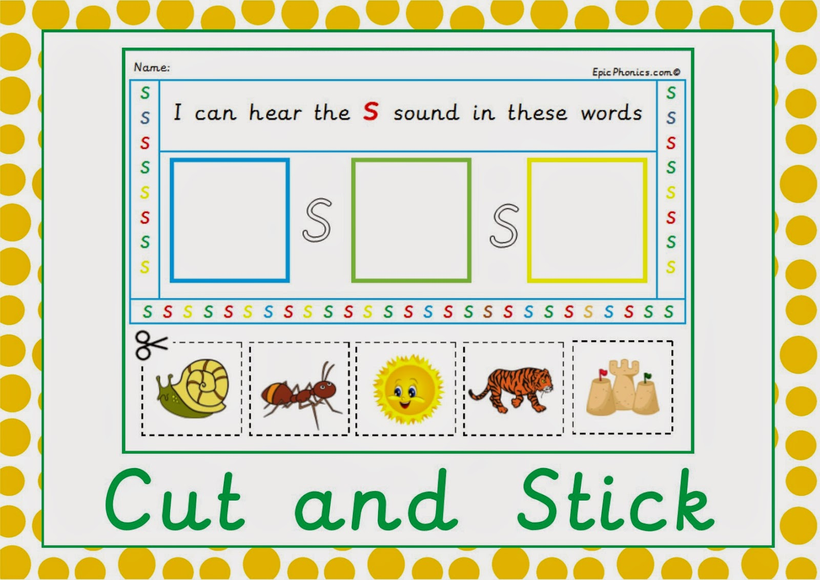 Simply Kids Learning Phase 2 Phonics