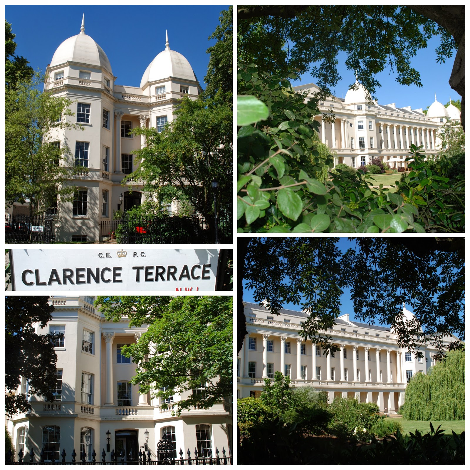 Clarence Terrace, London